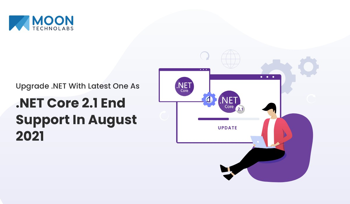 Start Looking Alternatives of .NET Core 2.1 Support Ends In August 2021