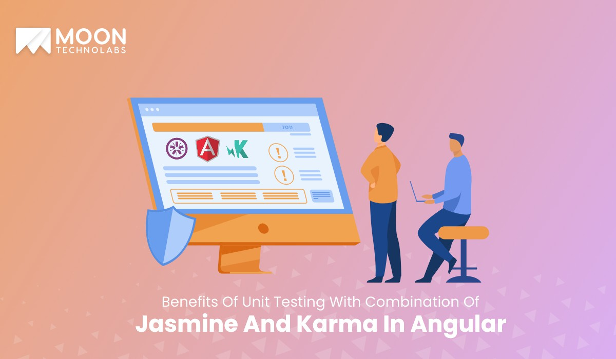 unit testing with combination of jasmine and karma in Angular