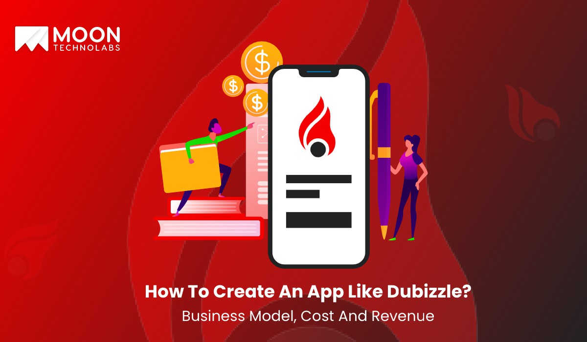 develop an app like Dubizzle