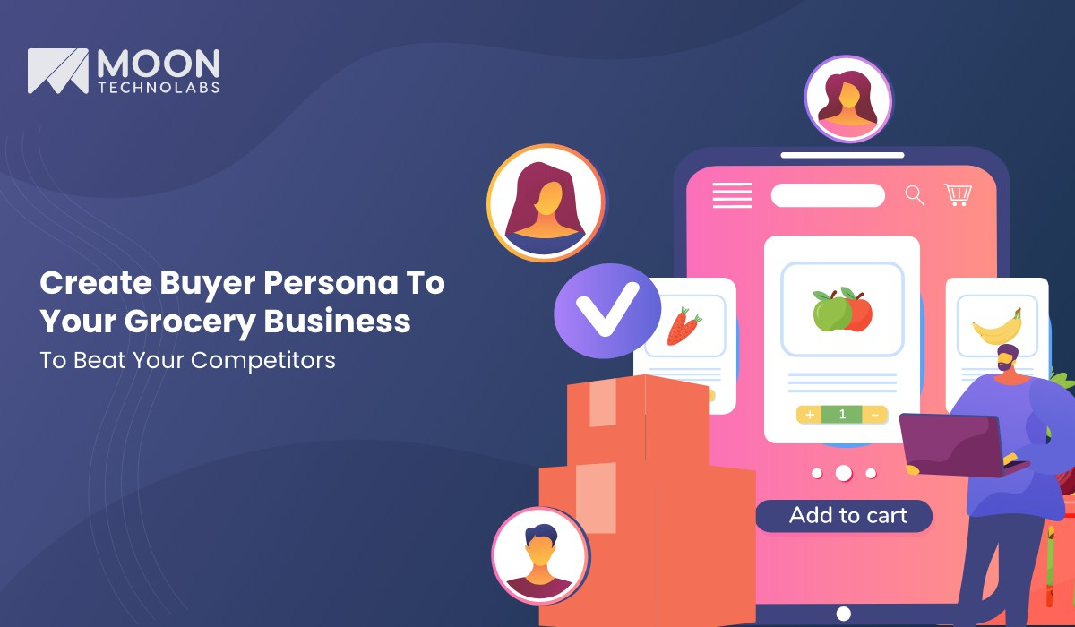buyer personas of grocery business