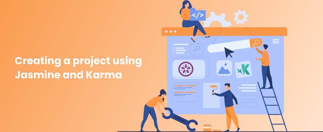 testing using Jasmine and Karma