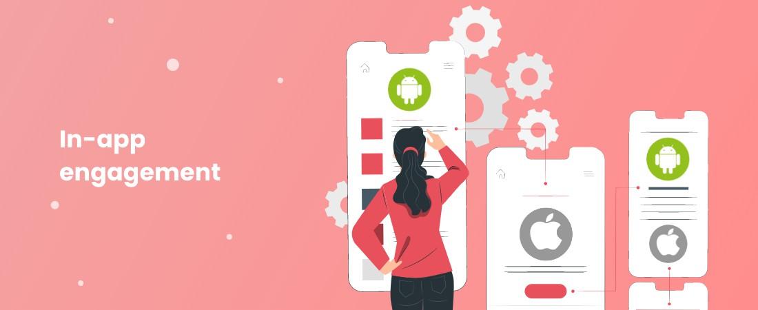 in-app engagement