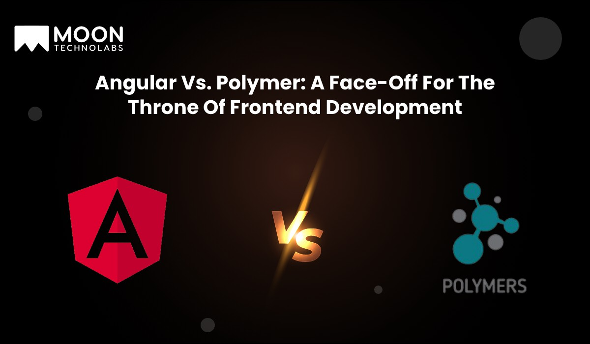 difference between polymer vs angular