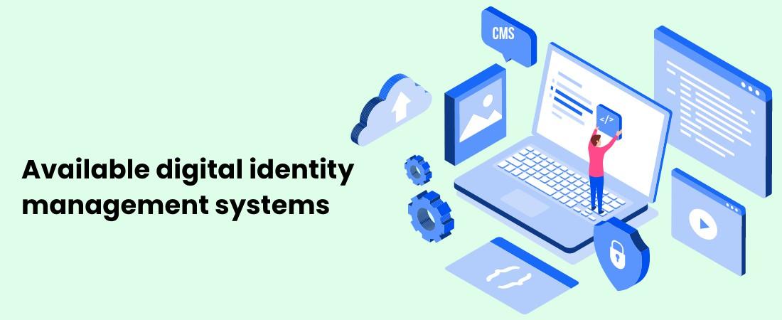 digital identity management systems