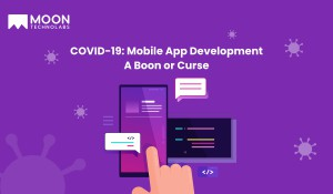 impact of COVID-19 on mobile app