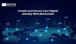 digital identity with blockchain