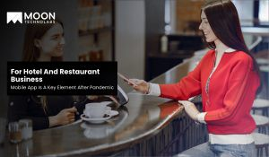 mobile app for hotel and restaurant business