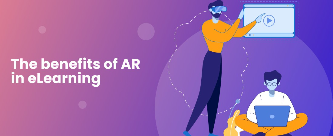 benefits of AR in eLearning