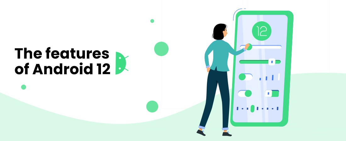 top most features of Android 12