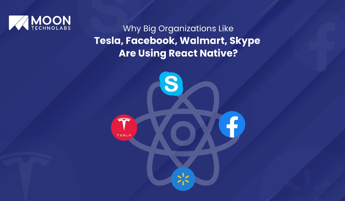 companies are using react native