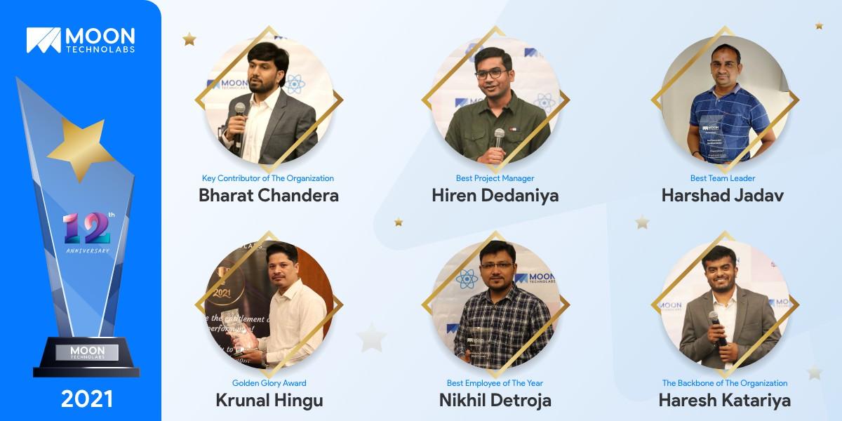 key contributors of the organization