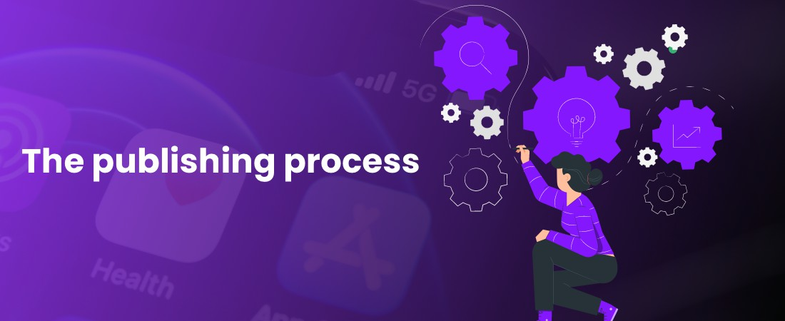 publishing process to submit in Apple store