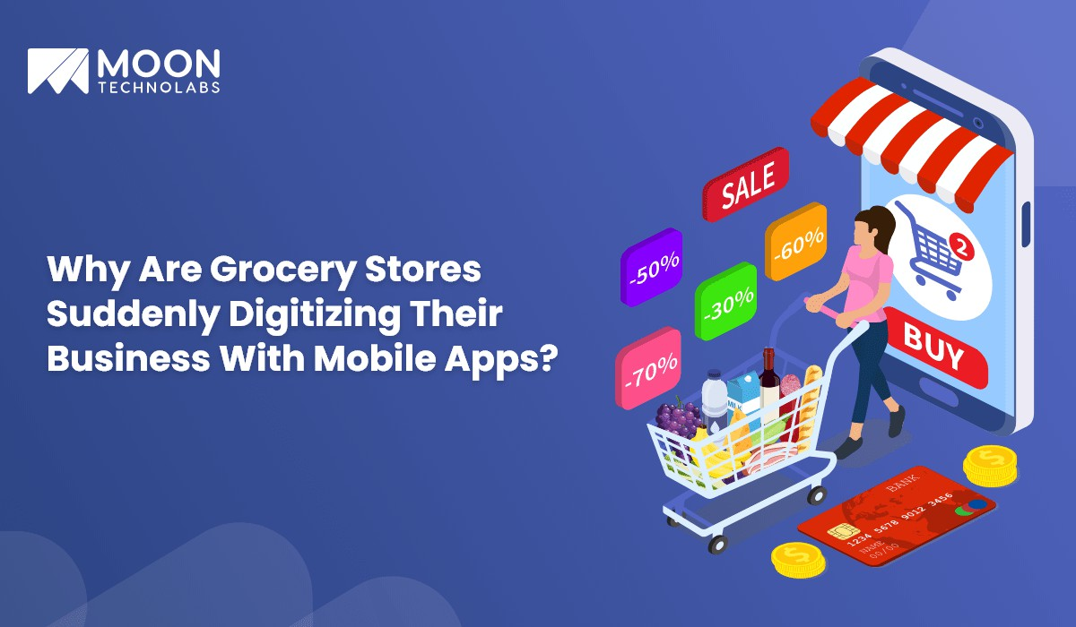 grocery stores digitizing