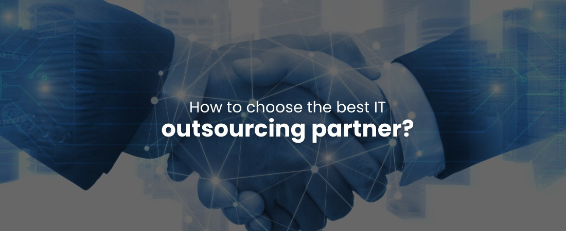 select best IT outsourcing partner