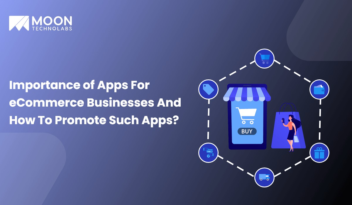 important of eCommerce apps