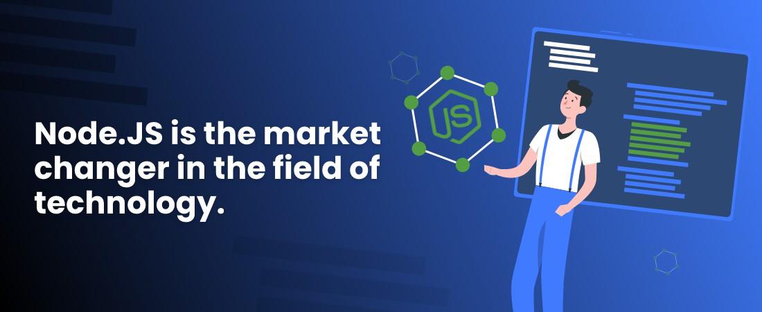 market changer NodeJS