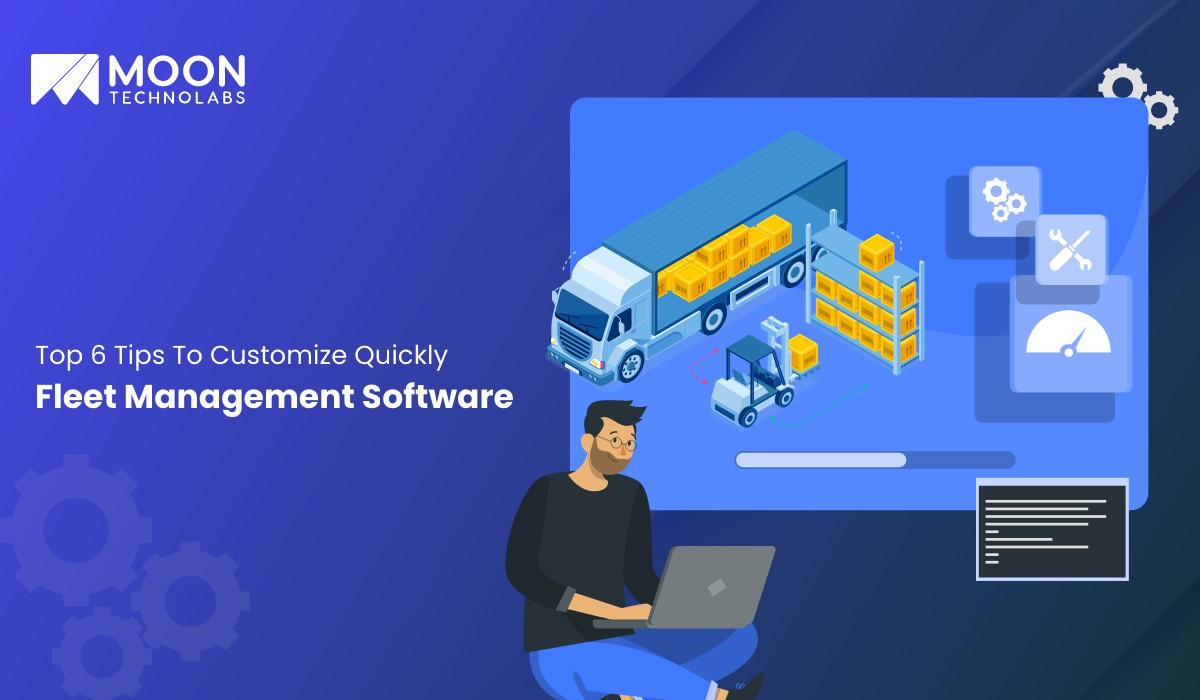 customize fleet management software