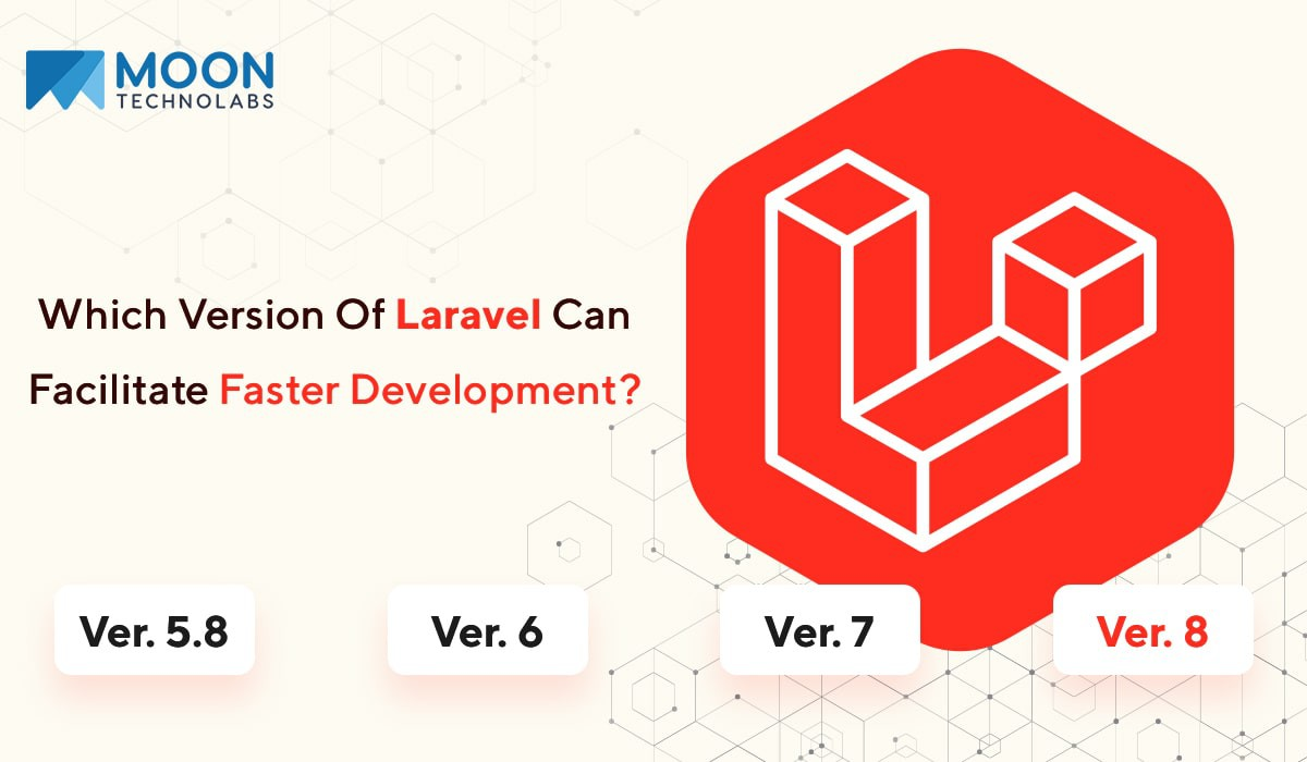 which version of laravel is quick?