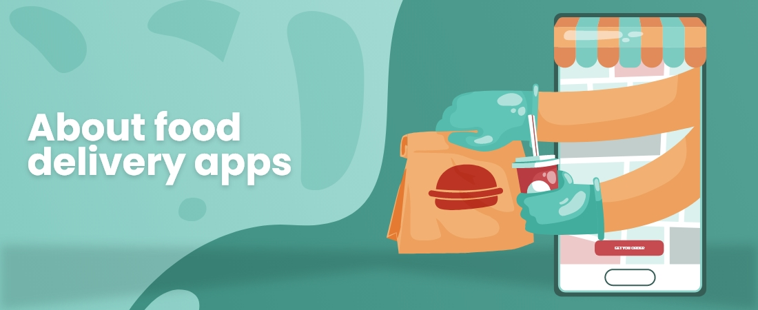 About food delivery apps