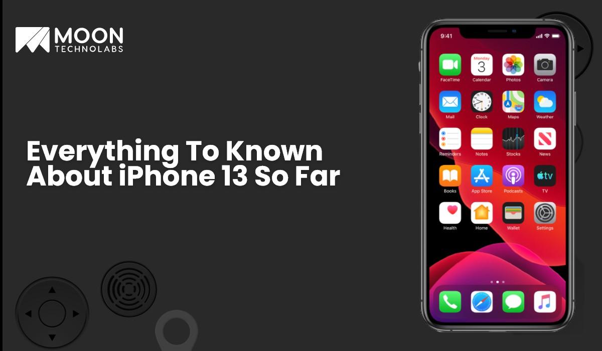 hire iPhone 13 app developers