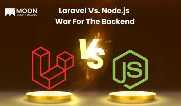 Laravel Vs. Node.js: War For The Backend