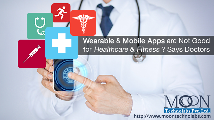 Wearables and Apps are Harmful to Health ! Is It?