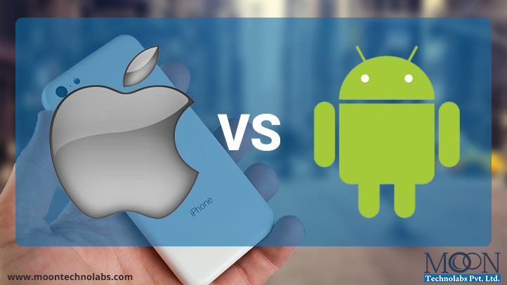 APPLE VS ANDROID 2015 STATISTICS - Global Survey Report Banner