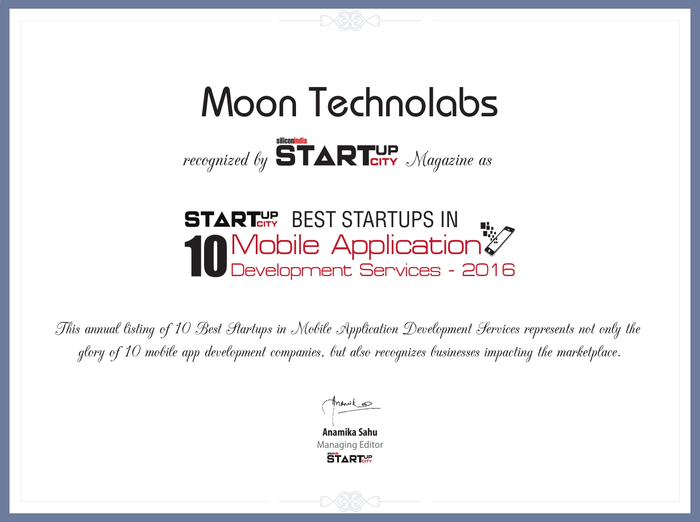 Moon Technolabs Silicone India 2016