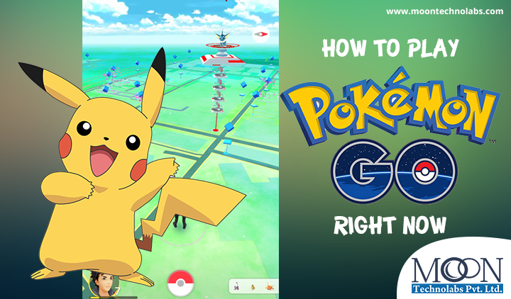 How to play Pokemon Go right now