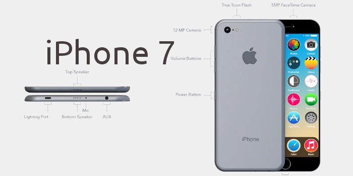 iPhone 7 features