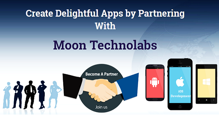 Create Delightful Apps by Partnering With Moon Technolabs