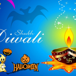 See What's The Similarity In Halloween And Diwali