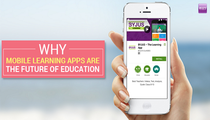 Why Mobile Learning Apps Are the Future of Education
