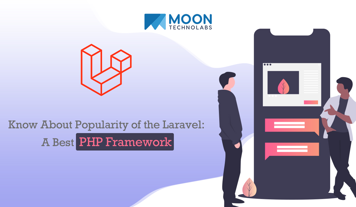 popularity of Laravel
