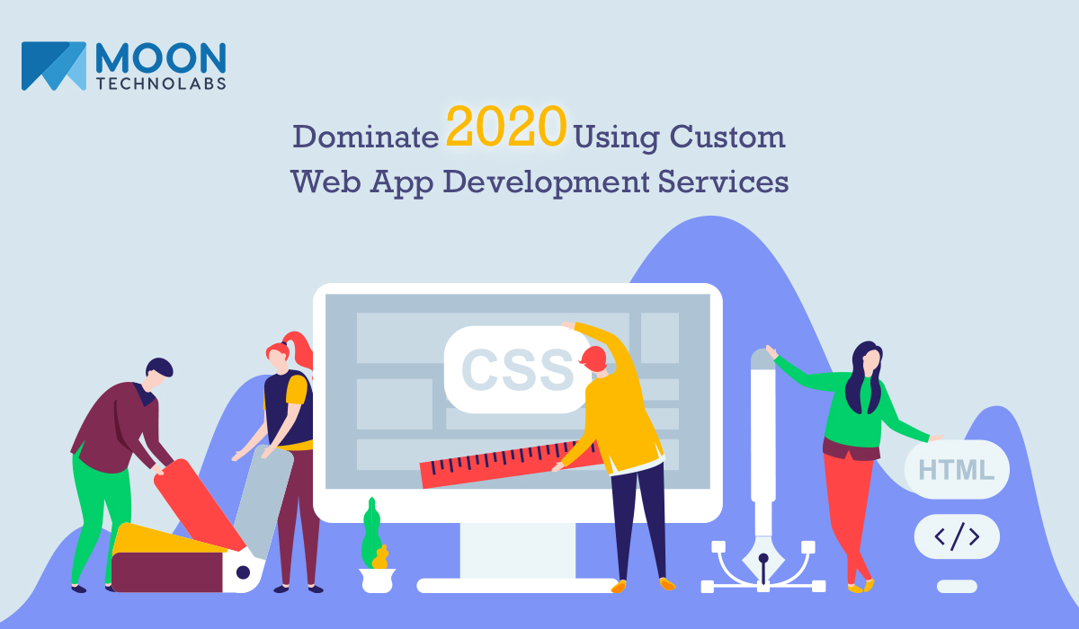 custom web development service