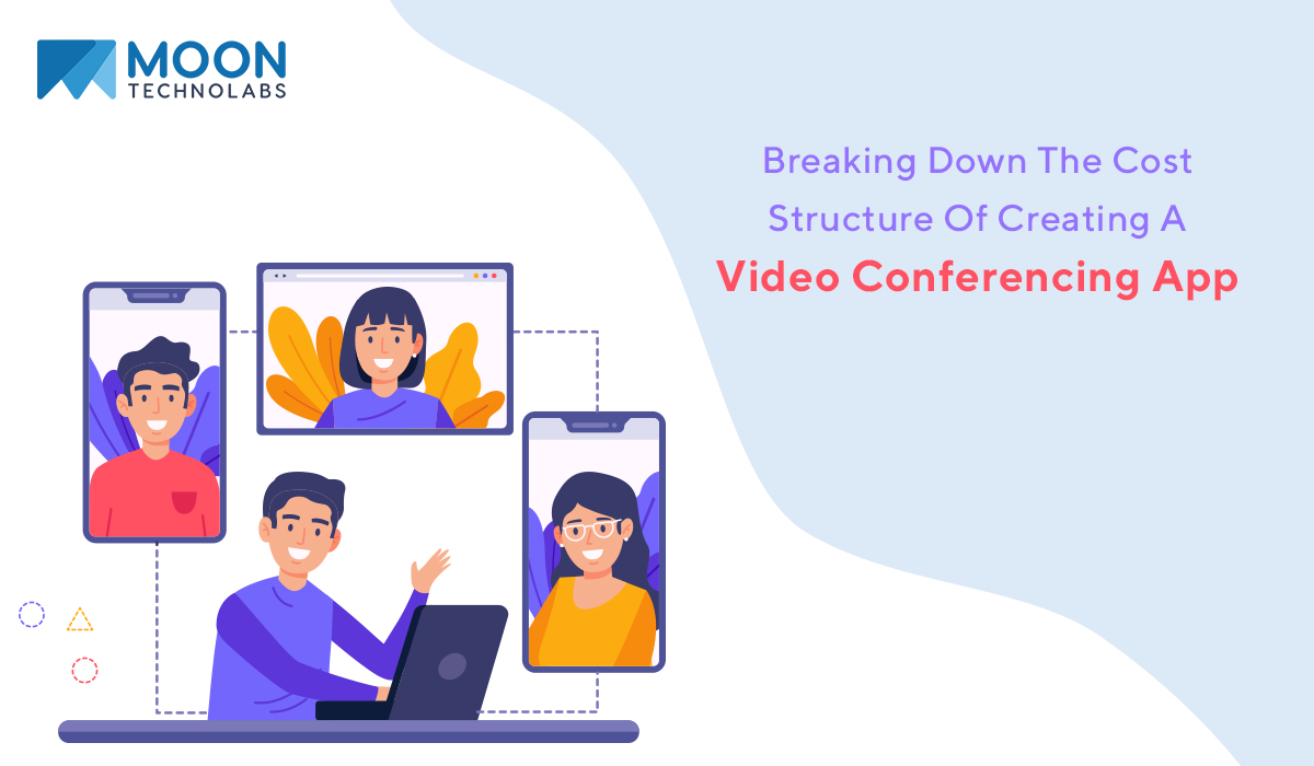 Video Conferencing App Moontechnolabs