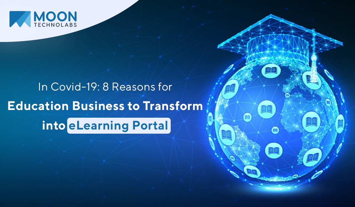 develop e Learning portal