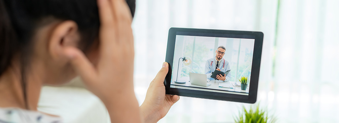 telemedicine - solution for healthcare industries